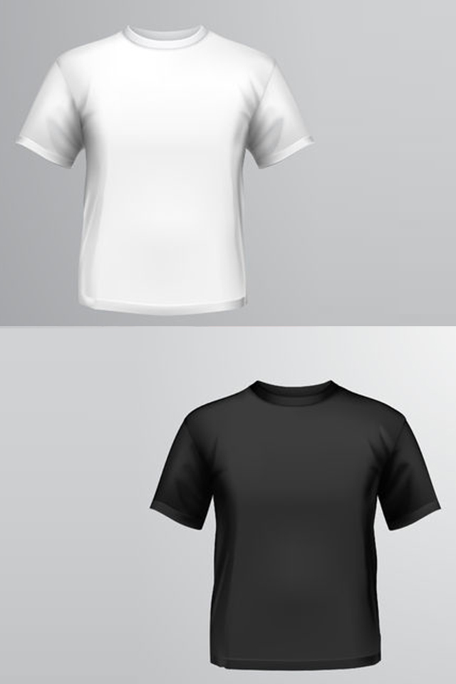 Round neck t-shirts supplier dubai